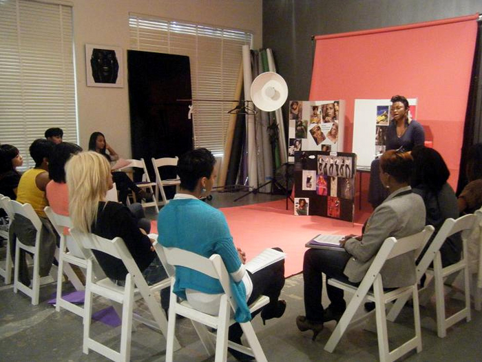 Model/Actor Academy Workshop
