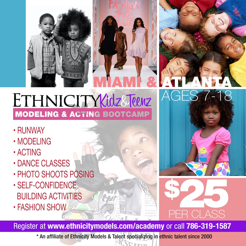Ethnicity Kidz & Teen Bootcamp