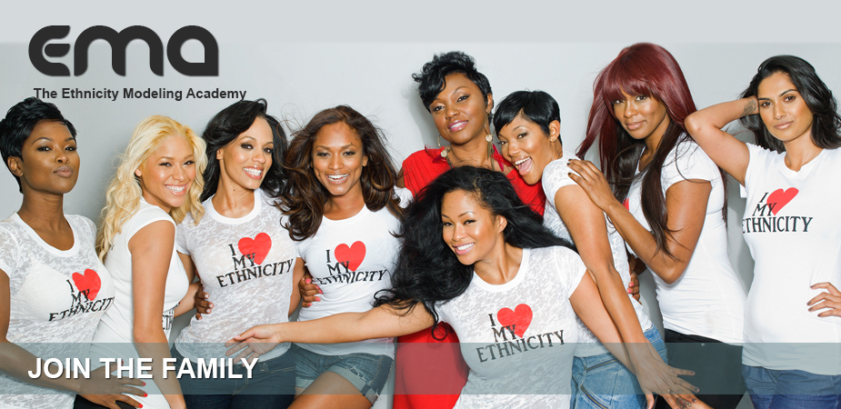 Join the Family - Ethnicity Models