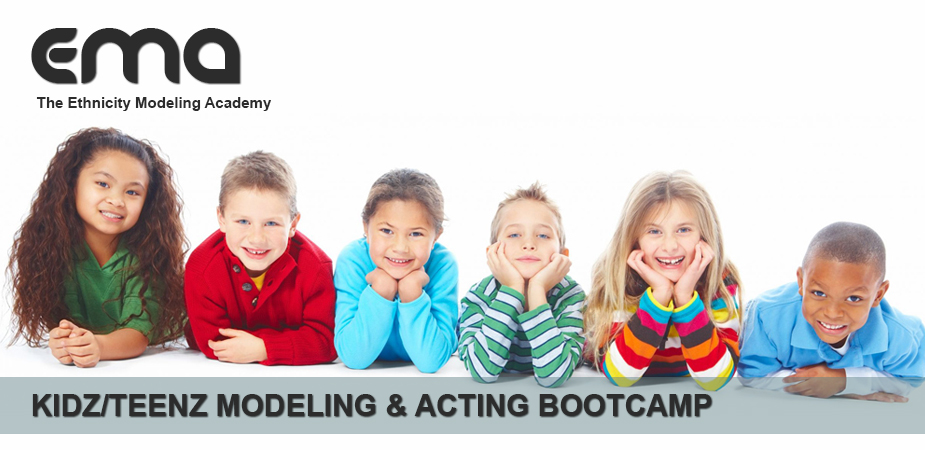 Kids Photo Shoot and Modeling Bootcamp